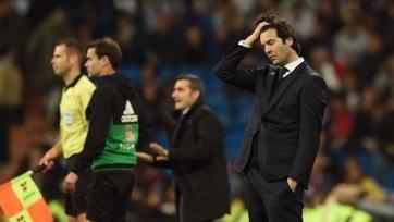 В «Реале» приняли решение по Солари