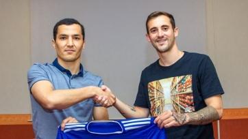 «Акжайык» подписал бразильского хавбека