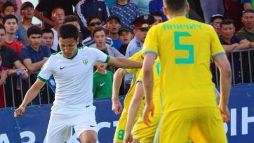 «Каспий» подписал защитника «Атырау» и продлил контракт с хорватским форвардом