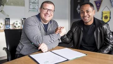 Раффаэль подписал новый контракт с Гладбахом
