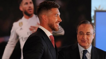 Рамос поругался с Пересом и выразил готовность уйти из «Реала»