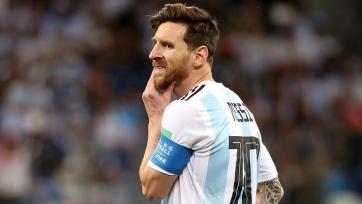 Месси вызван в сборную Аргентины