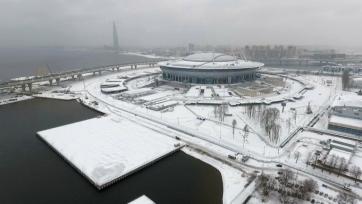 Матч «Зенит» - «Вильярреал» смотрели с трибун почти 52 тысячи зрителей