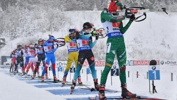 Биатлон. Вишневская стала 68-й в спринте на ЧМ в Швеции
