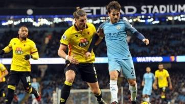 «Манчестер Сити» – «Уотфорд». 09.03.2019. Где смотреть онлайн трансляцию матча