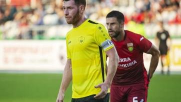 Бывший игрок «Анжи» подписал контракт с «Гомелем»