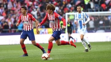 «Атлетико» минимально одолел «Леганес», Лунин отбил пенальти