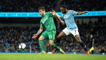 Хет-трик Стерлинга за 13 минут принес «Манчестер Сити» победу над «Уотфордом»