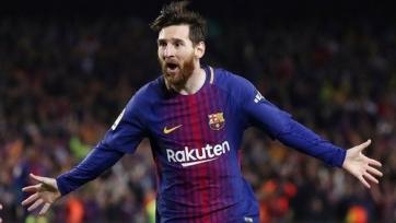 «Барселона» дома уверенно обыграла «Райо Вальекано»