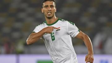 В МЛС появился первый футболист из Ирака