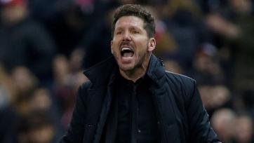 Симеоне: «Барселона» с декабря проводит типичный сезон»