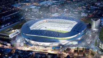 Новый стадион «Тоттенхэма» имеет ошибки в планировке. Фото