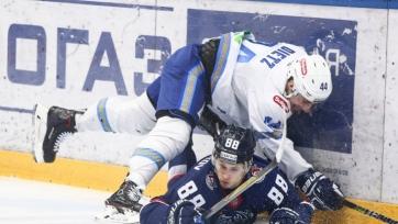 «Барыс» обыграл «Торпедо» и вышел во второй раунд плей-офф Кубка Гагарина