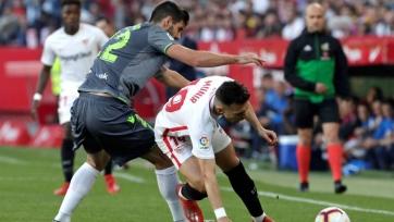 «Севилья» и «Реал Сосьедад» забили семь мячей на двоих, «Вильярреал» переиграл «Леванте»