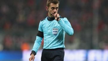 Матч «Манчестер Сити» – «Шальке» проведет французская бригада арбитров