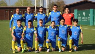 «Каспий» сыграл вничью с украинцами