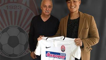 «Заря» подписала японского полузащитника