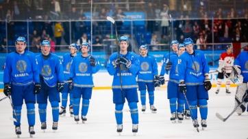 Хоккейная сборная Казахстана заняла четвертое место на Универсиаде-2019