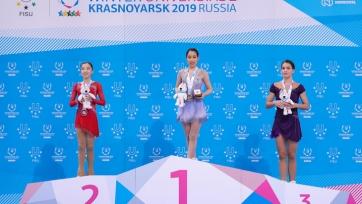 Казахстанцы завоевали на Универсиаде-2019 семь наград