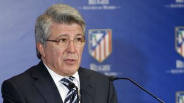 Президент «Атлетико»: «Хотим провести в Турине отличный матч и победить»
