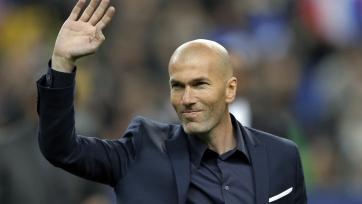 Английские СМИ обнародовали команду-мечту Зидана