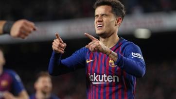 Коутиньо готов покинуть «Барселону» и вернуться в Англию?
