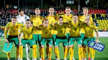 КПЛ будет представлена в сборной Литвы