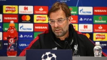 Клопп: «Если проведем просто нормальный матч с «Баварией», у нас не будет шанса»