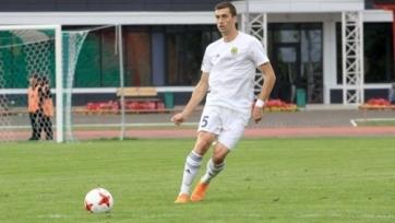 Бывший игрок «Тобола» вернулся в Румынию