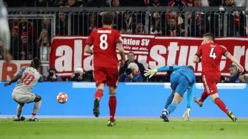 «Ливерпуль» в Мюнхене обыграл «Баварию» и вышел в 1/4 финала Лиги чемпионов