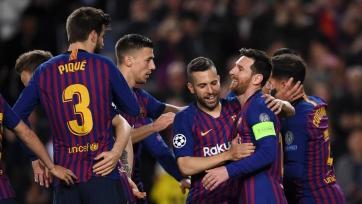«Барселона» обновила рекорд Лиги чемпионов