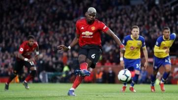 Погба не намерен покидать «Манчестер Юнайтед»