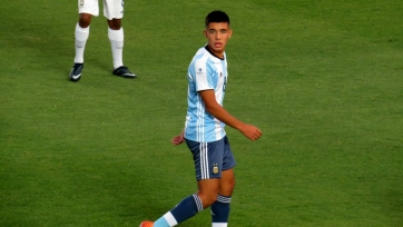 «Милан» подпишет 17-летнего аргентинца