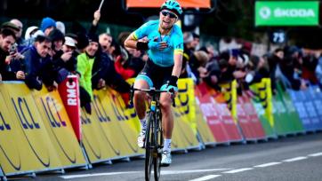 Гонщик «Астаны» стал победителем 4-го этапа многодневки «Париж – Ницца»