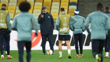 Сарри раскритиковал поле стадиона в Киеве. В УЕФА ему ответили