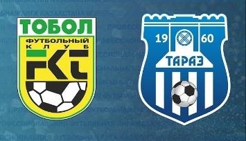 Чемпионат Казахстана. «Тобол» – «Тараз». Смотреть онлайн. LIVE трансляция