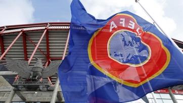 Таблица коэффициентов УЕФА. Россия показала худший результат за 9 лет и вновь подпустила к себе Португалию