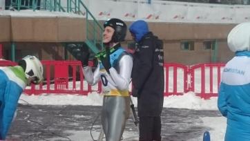 Ткаченко - 41-й на этапе Кубка мира по прыжкам на лыжах с трамплина