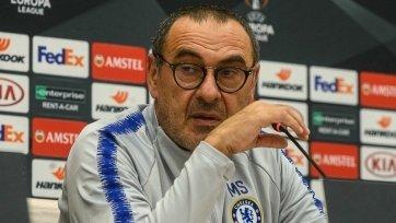 Сарри: «Хочу сыграть с «Наполи» в финале Лиги Европы»