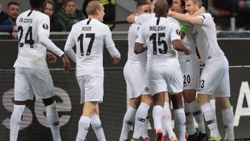 «Айнтрахт» установил рекорд немецких команд в Лиге Европы