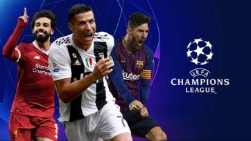 Жеребьевка Лиги чемпионов: «Манчестер Юнайтед» – «Барселона» и еще три пары 1/4 финала