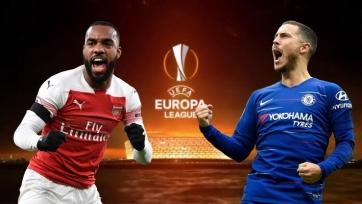 Жеребьевка Лиги Европы: «Арсенал» – «Наполи», левантийское дерби и еще две пары 1/4 финала