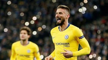 Жиру признан лучшим игроком недели в Лиге Европы