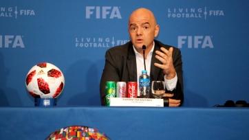 ФИФА расширил клубный чемпионат мира до 24 команд
