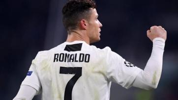 Криштиану Роналду – самый известный спортсмен на планете