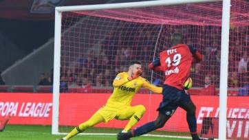 «Монако» на выезде вырвал победу у «Лилля»