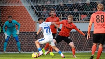 ЦСКА вырвал победу у «Урала»