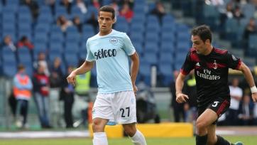 Хавбек «Лацио» променял сборную Италии на Бразилию