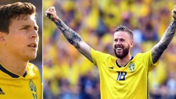 Два основных центрбека не помогут сборной Швеции в первых матчах отбора к Евро-2020