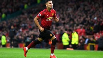 «Манчестер Юнайтед» отправит Перейру в аренду